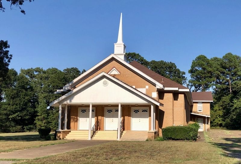 The Gilgal Baptist Church image. Click for full size.