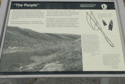 """The People"" Marker image. Click for full size."