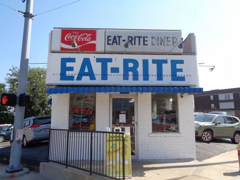 Eat Rite-Diner image. Click for full size.