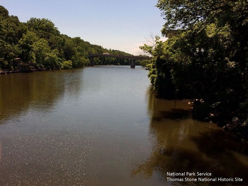 Occoquan River image. Click for full size.