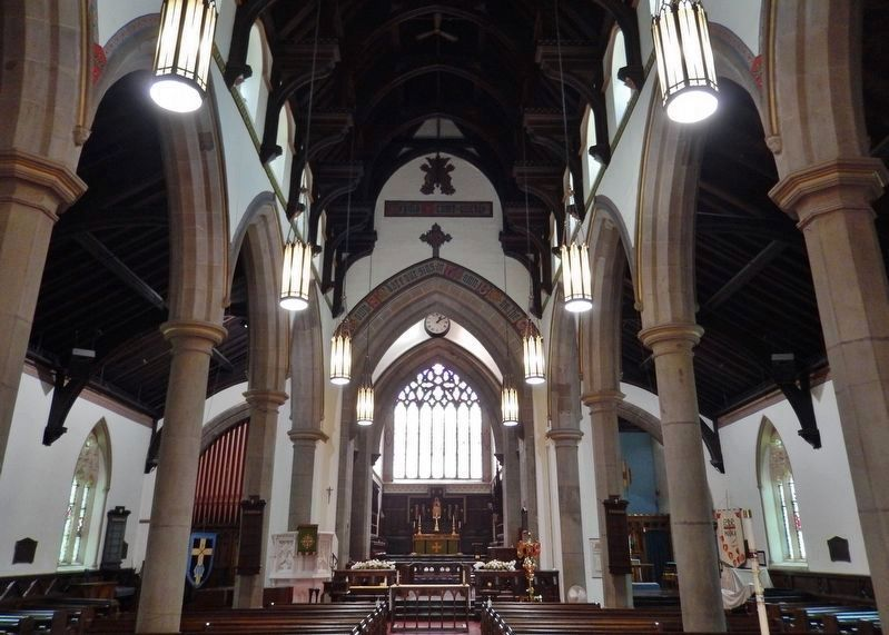 Christ Church Cathedral Sanctuary image. Click for full size.