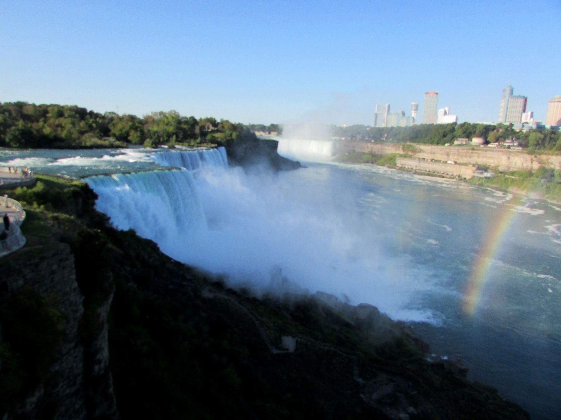 Niagara Falls image. Click for full size.