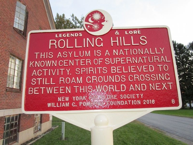 Rolling Hills Marker image. Click for full size.