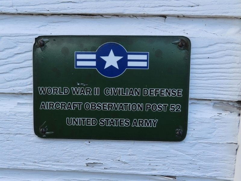 Observation Post 52 Marker image. Click for full size.