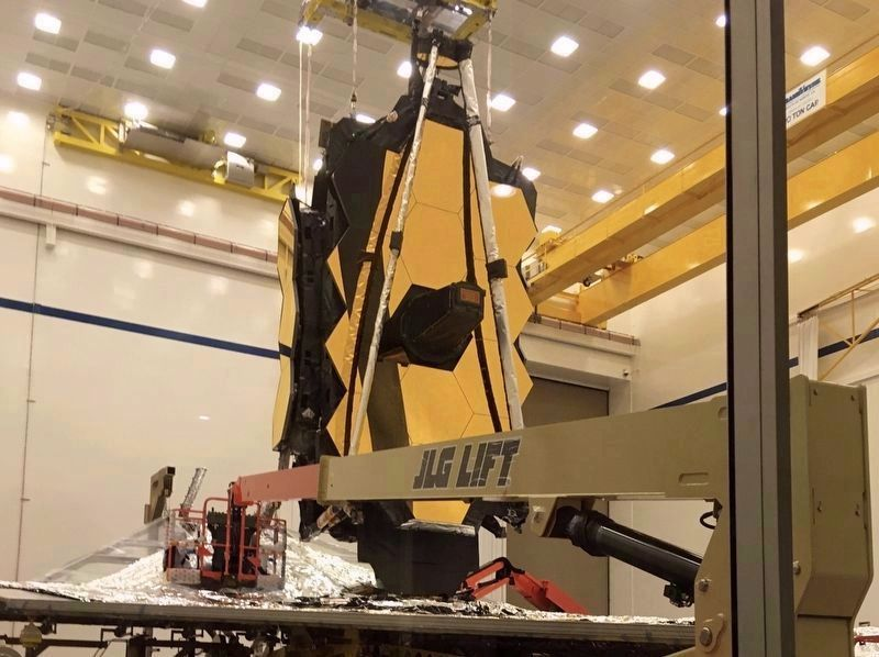 James Webb Space Telescope image. Click for full size.
