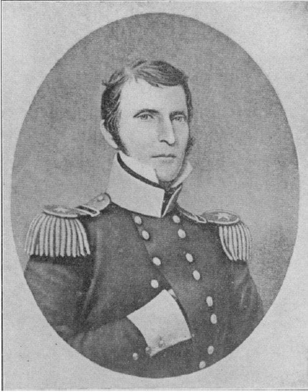 General Henry Leavenworth (December 10, 1783 – July 21, 1834) image. Click for full size.