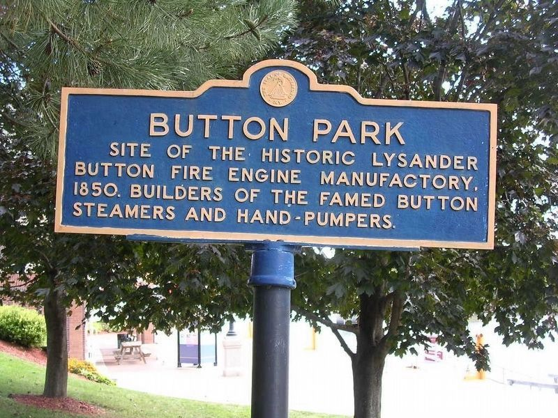Button Park Marker image. Click for full size.