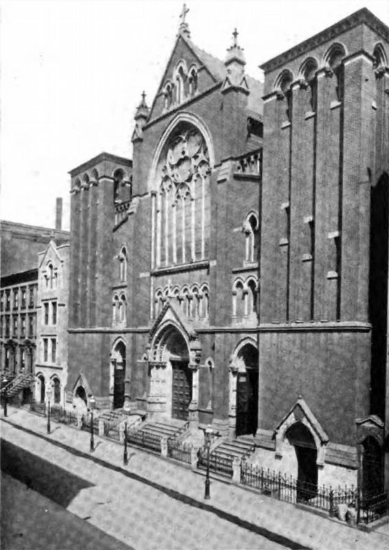 The original St. Agnes Church image. Click for full size.