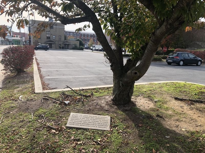 Site of the Home of General Alfred T.A. Torbert Marker image. Click for full size.