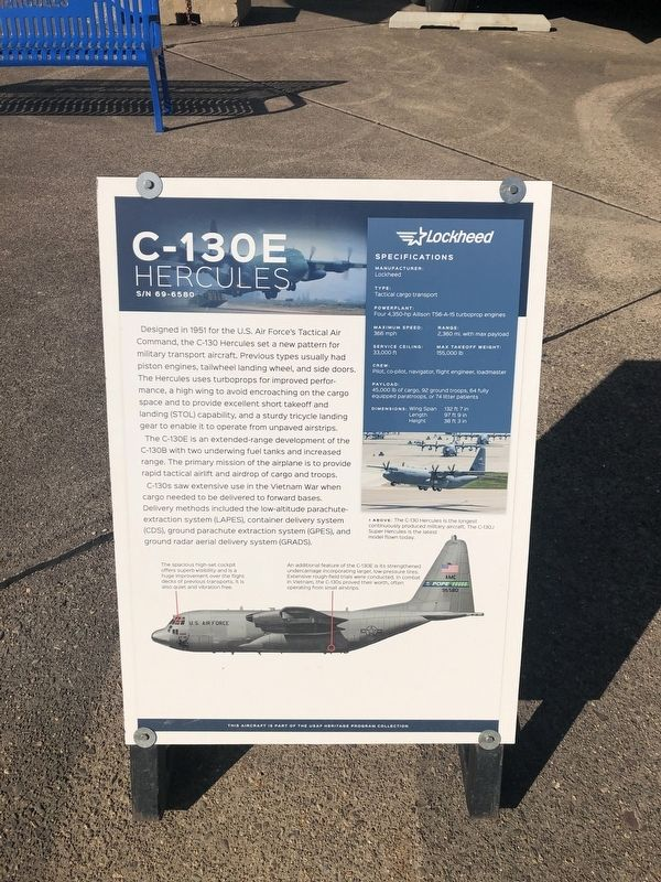 C-130E Marker image. Click for full size.