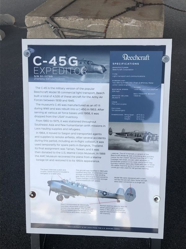 C-45G Marker image. Click for full size.