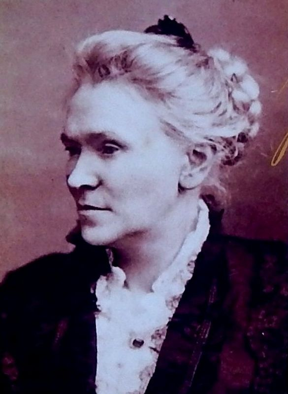 Insert Photo of Matilda Joslyn Gage image. Click for full size.