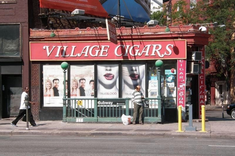 Village Cigars, 110 Seventh Avenue South image. Click for full size.
