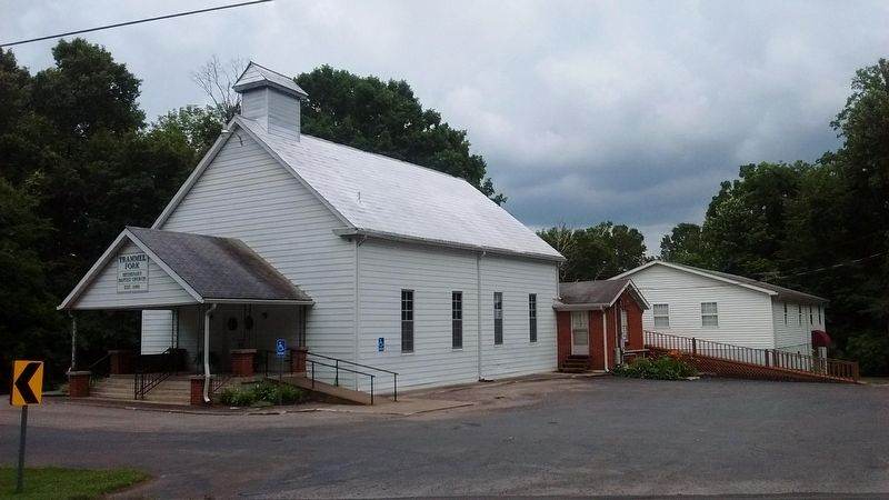 Trammel Fork Missionary Baptist Church image. Click for full size.