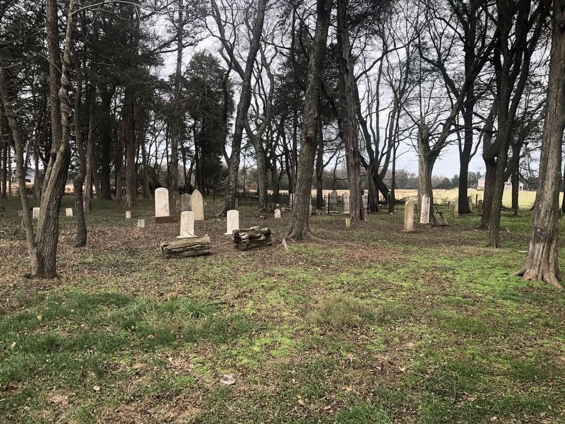 White Hall Presbyterian Cemetery image. Click for full size.