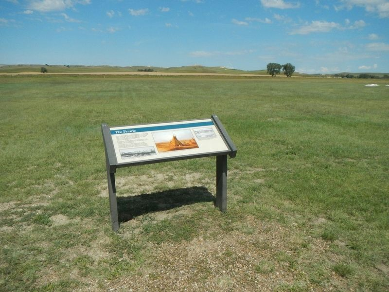 The Prairie and Marker image. Click for full size.