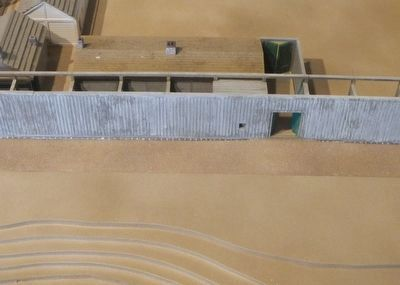 Model of Fort Union image. Click for full size.