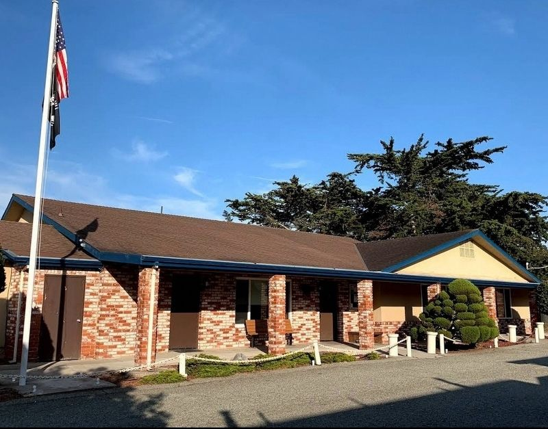 American Legion Post 694 Building image. Click for full size.