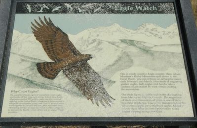 Eagle Watch Marker image. Click for full size.
