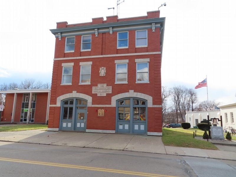 The Beacon Fire Department Headquarters image. Click for full size.