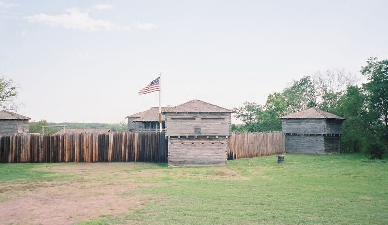 Fort Osage image. Click for full size.