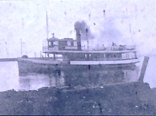 Photo Insert Right: The Harry Lee, c. 1900 – 1939