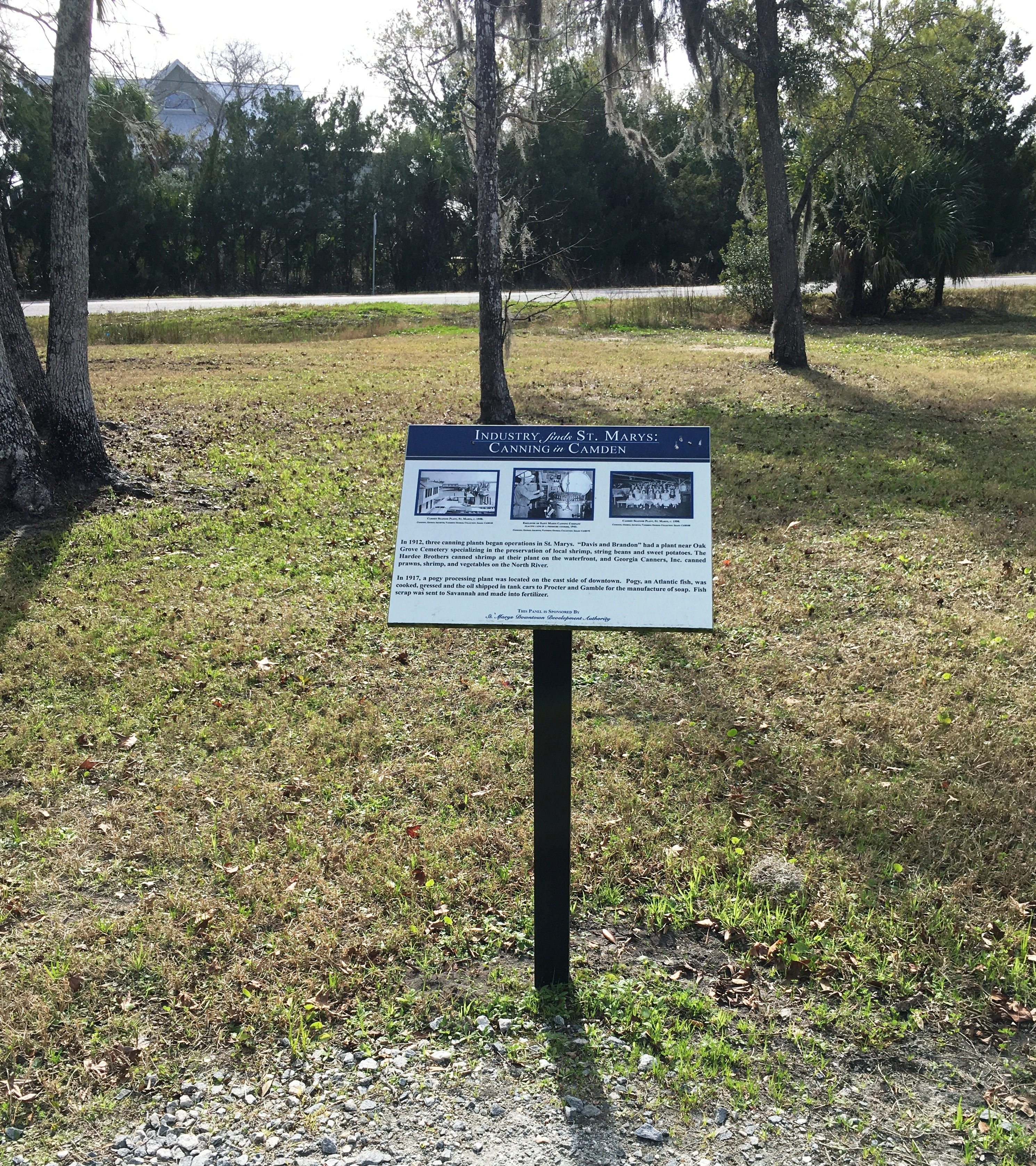 Industry finds St. Marys Marker