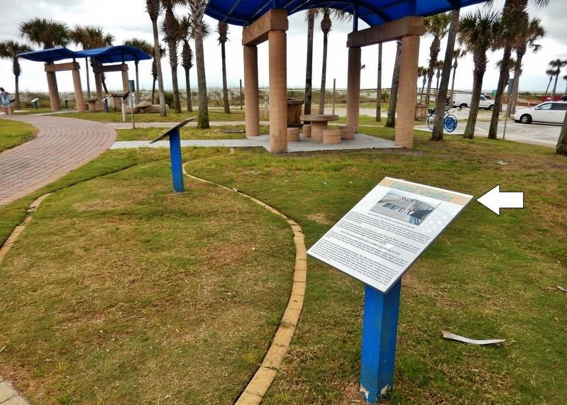 Coastal Weather Marker (<i>wide view</i>) image. Click for full size.