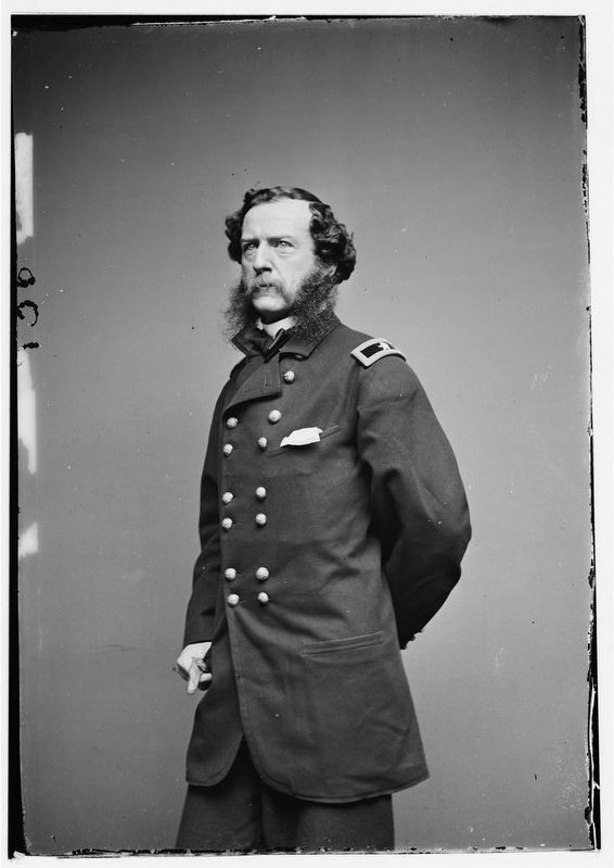 Brig. Gen. Samuel W. Crawford image. Click for full size.