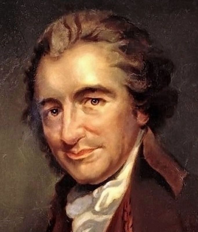 Thomas Paine image. Click for full size.
