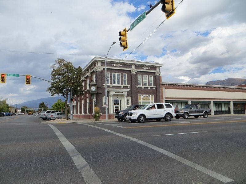 Bank of American Fork image. Click for full size.