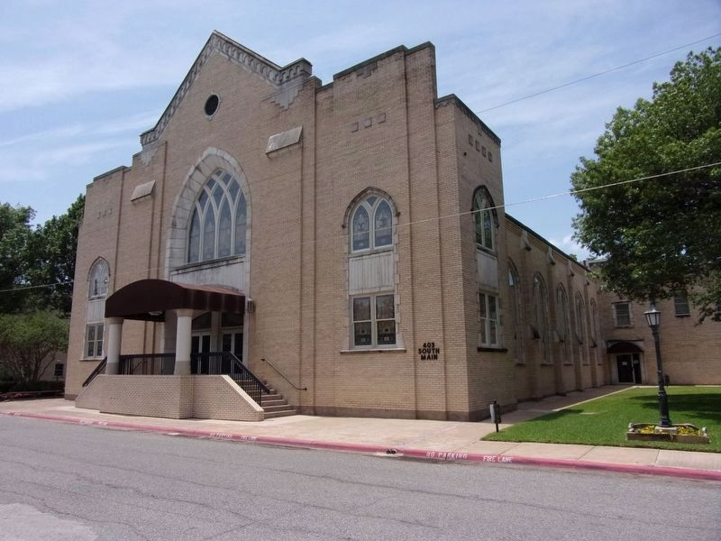 First Baptist Church of Irving image. Click for full size.