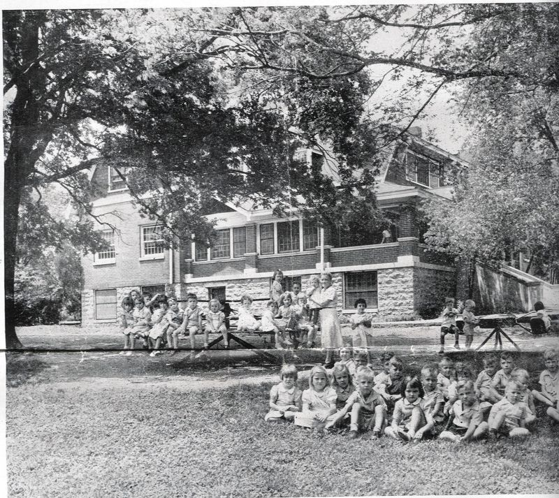 Tennessee Baptist Orphans' Home image. Click for full size.