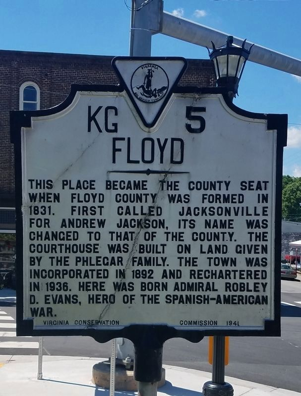 Floyd Marker image. Click for full size.