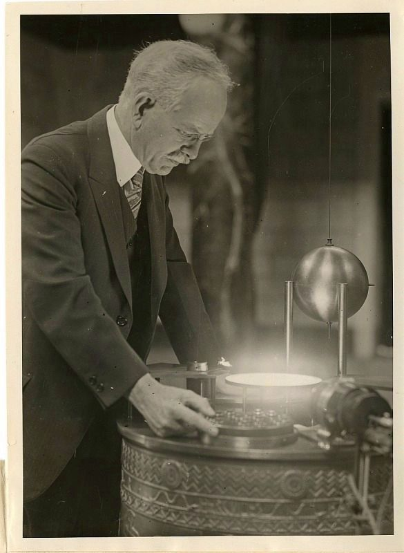 George Ellery Hale image. Click for full size.