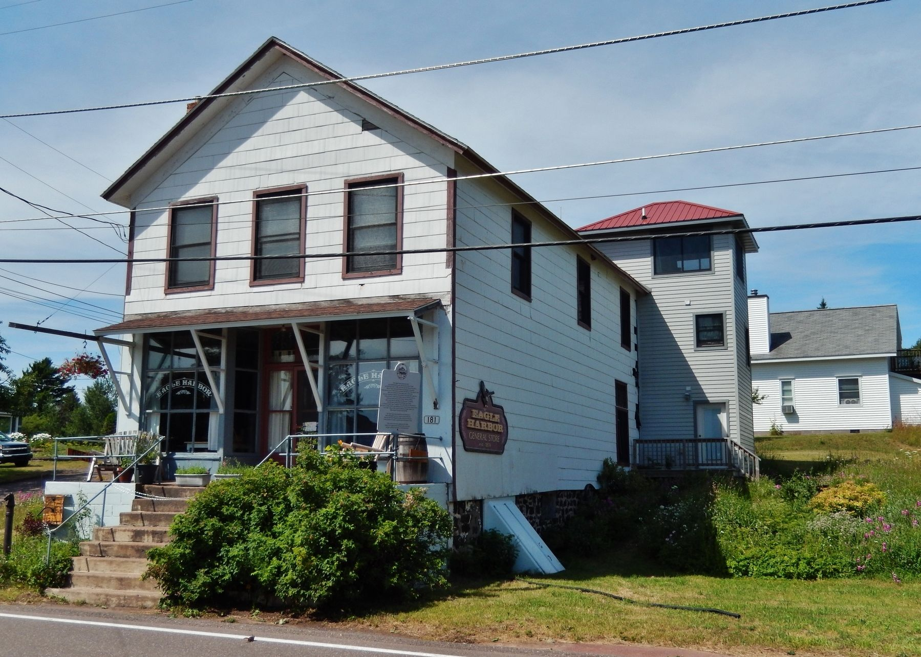 Eagle Harbor General Store image. Click for full size.