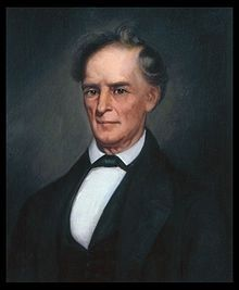 Governor William Owsley image. Click for full size.