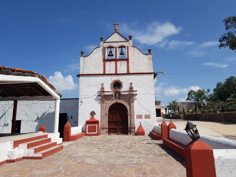 The Parish Church of Arroyo Zarco image. Click for full size.
