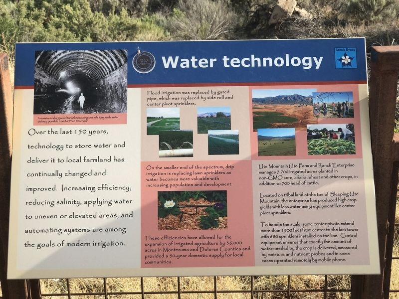 Water Technology Marker image. Click for full size.