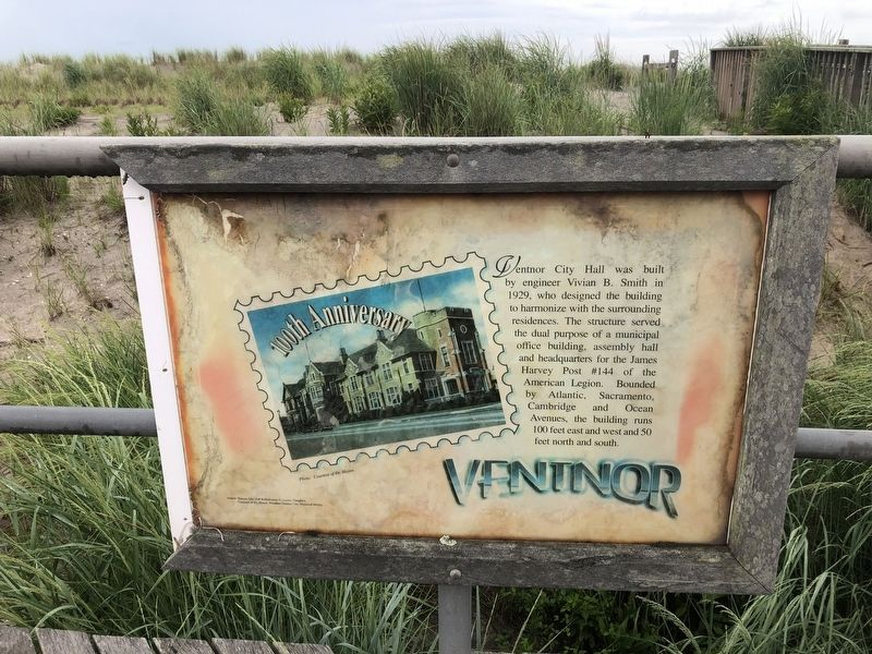 Ventnor Marker image. Click for full size.