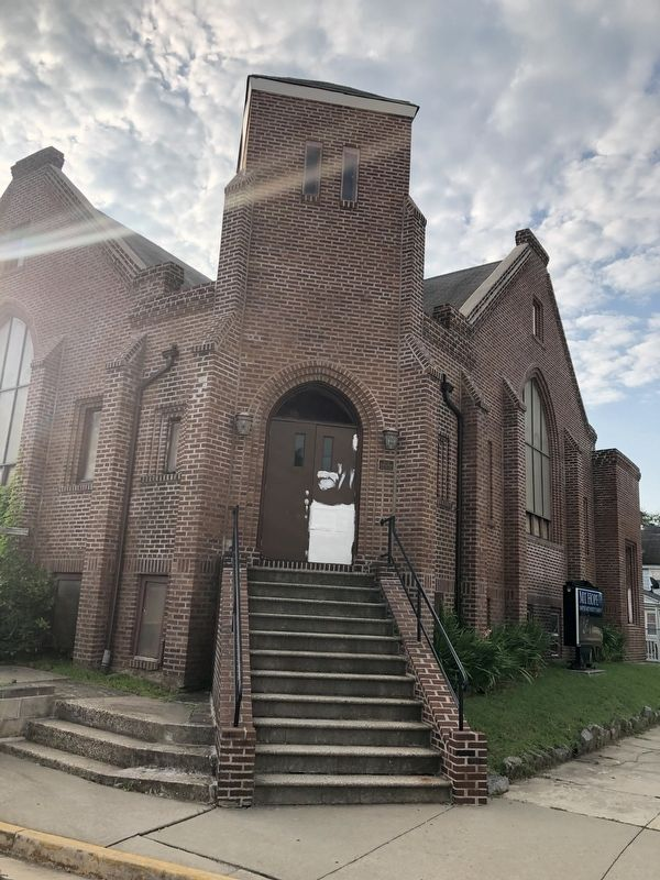 Mt. Hope United Methodist Church image. Click for full size.