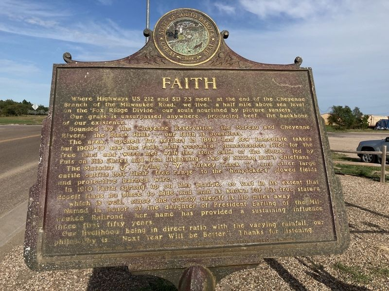 Faith Marker image. Click for full size.