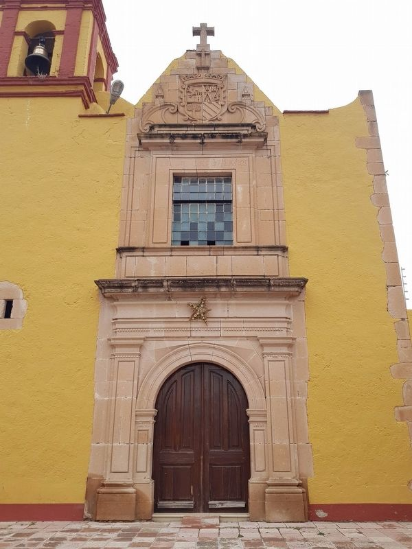 The Chapel of Former Treasury Buenavista's facade image. Click for full size.