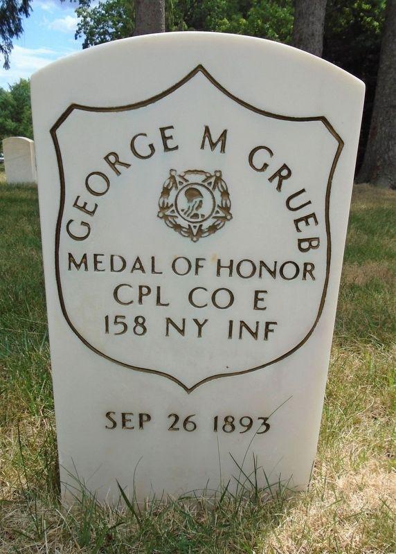 Cpl George M. Grueb image. Click for full size.