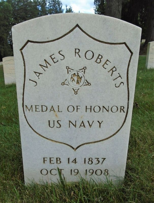 Private James Roberts image. Click for full size.