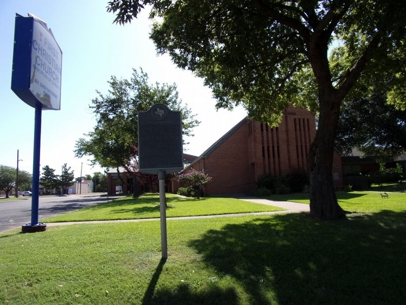 First Christian Church of Duncanville Marker image. Click for full size.