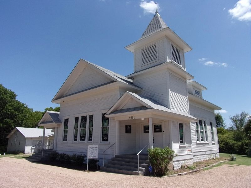 Wheatland Methodist Church image. Click for full size.
