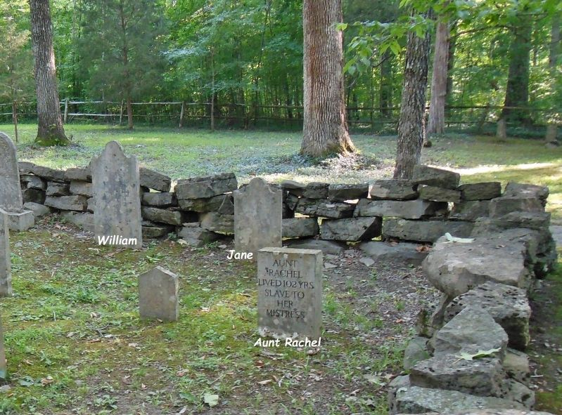 Howard Family Plot image. Click for full size.