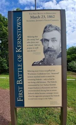 The First Battle of Kernstown image. Click for full size.