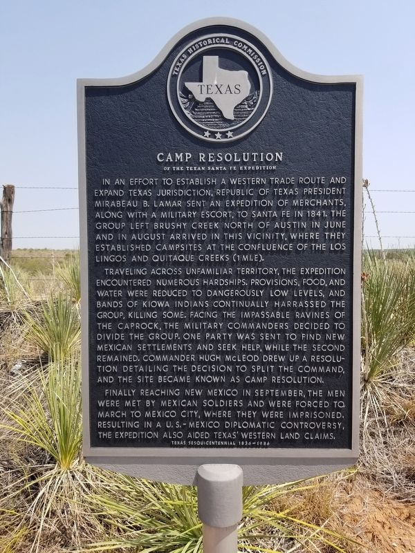 Camp Resolution Marker image. Click for full size.
